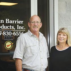 Chuck Donaldson - Owner of Sun Barrier Products