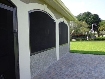 Crimsafe Stainless Steel Security Screens in Orlando