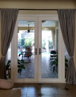 Energy Efficient Entry Doors by Sun Barrier Products