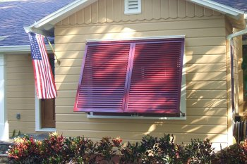 Bahama And Colonial Shutters Orlando Sun Barrier Products